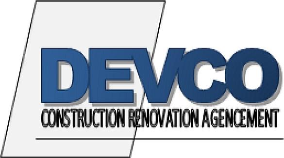 Logo de DEVCO SAS, société de travaux en Architecte (construction ou rénovation de maisons individuelles)