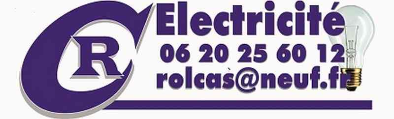Logo de SARL CR Électricité, société de travaux en Installation électrique : rénovation complète ou partielle