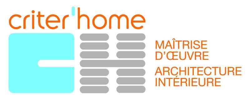 Logo de criter home, société de travaux en Aménagement de combles