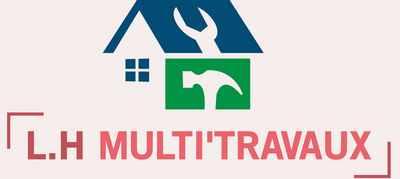 Logo de L.H MULTI'TRAVAUX, société de travaux en Fourniture et installation d'une VMC (Ventilation Mécanique Contrôlée)