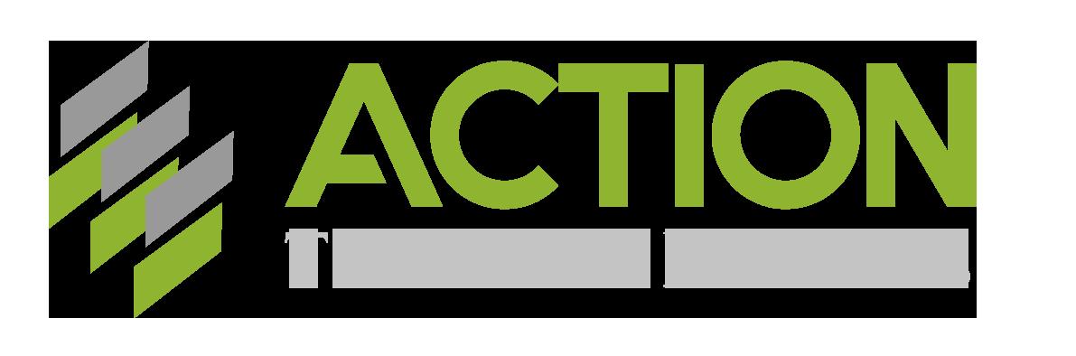 Logo de ACTION TP, société de travaux en Réalisation de chape béton