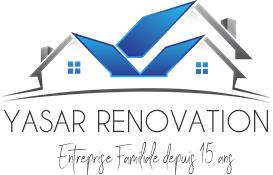 Logo de YASAR RENOVATION, société de travaux en Sur Elévation de toiture