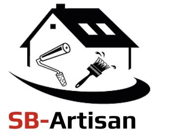 Logo de SB-artisan, société de travaux en Ravalement de façades