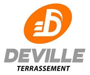 Logo de DEVILLE, société de travaux en Terrassement