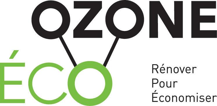 Logo de Ozone éco, société de travaux en Maçonnerie : construction de murs, cloisons, murage de porte
