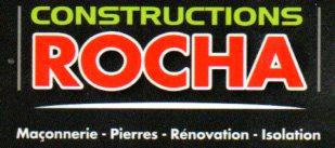 Logo de constructions rocha, société de travaux en Fourniture et installation d'une ou plusieurs fenêtres