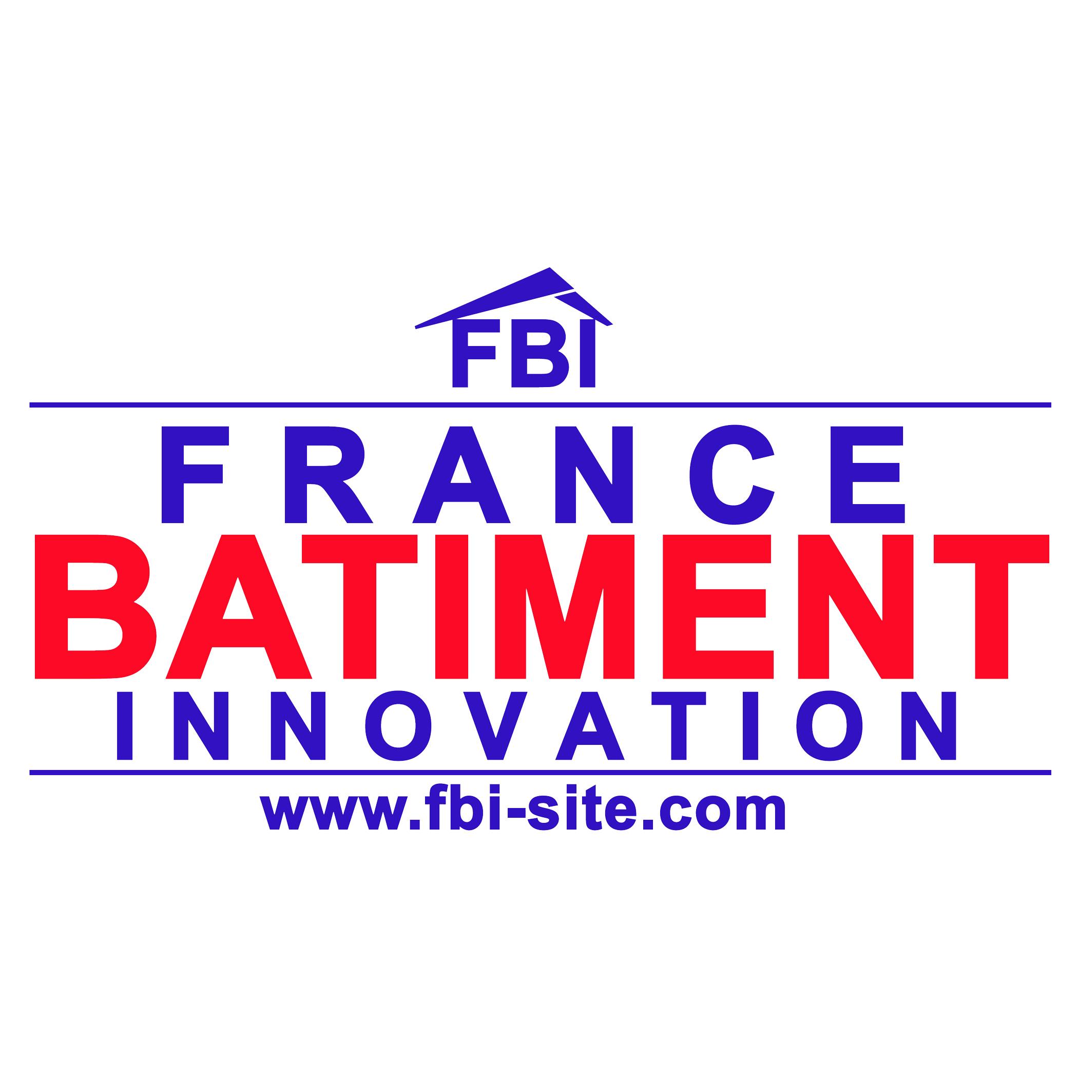 Logo de FRANCE BATIMENT INNOVATION, société de travaux en Installation électrique : rénovation complète ou partielle