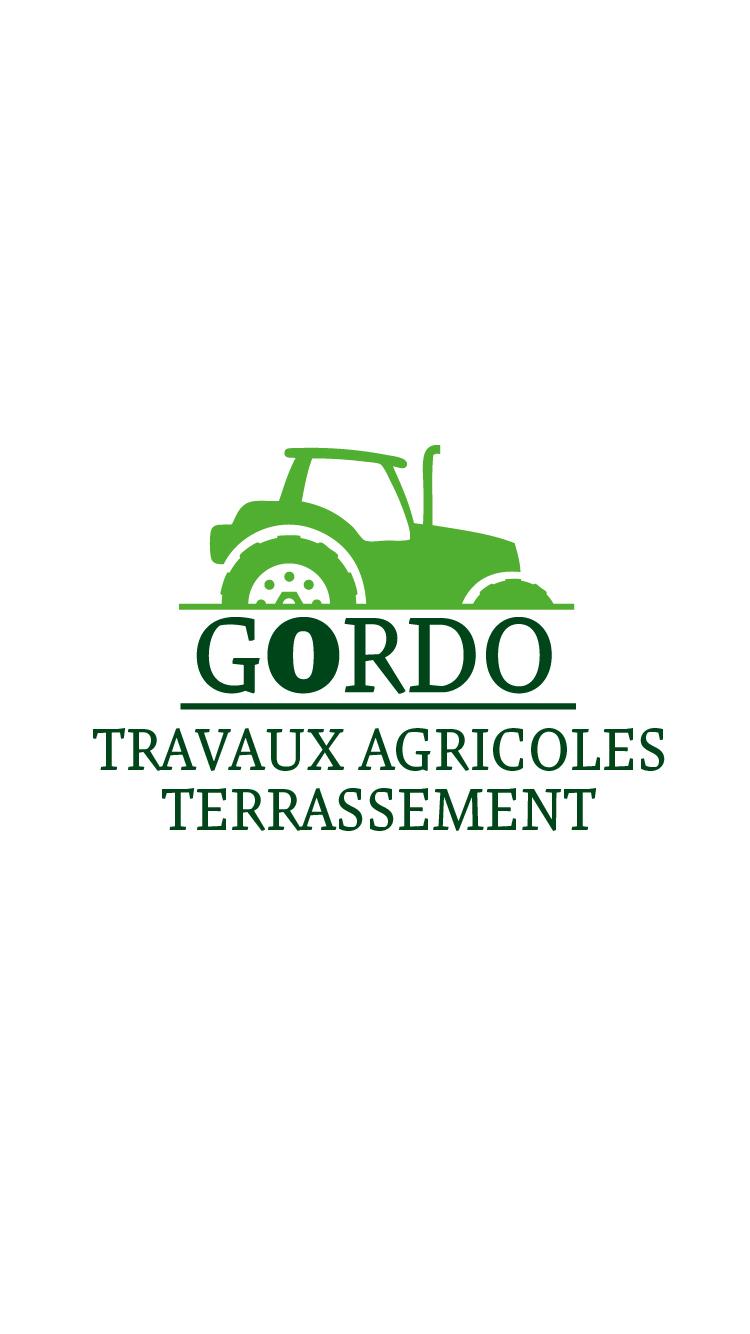 Logo de Gordo, société de travaux en Création de jardins, pelouses et de parcs