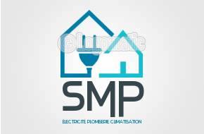 Logo de SMP, société de travaux en Plomberie : installation ou rénovation complète