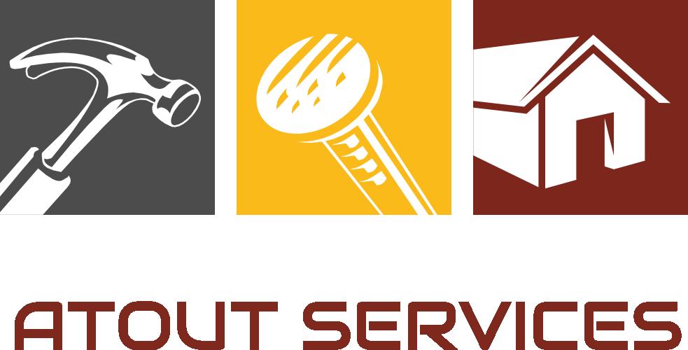 Logo de ATOUT SERVICES, société de travaux en Rénovation complète d'appartements, pavillons, bureaux