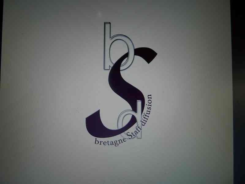 Logo de bretagne-staff-diffusion, société de travaux en Fourniture et pose de faux plafonds