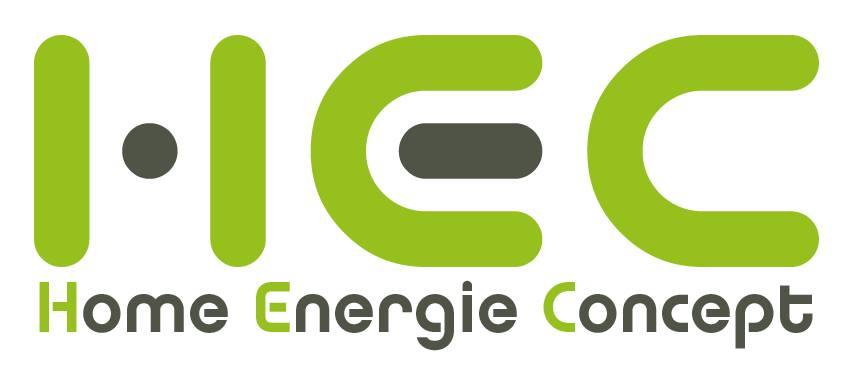 Logo de Home Energie Concept, société de travaux en Isolation thermique des façades / murs extérieurs