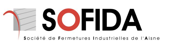 Logo de SOFIDA, société de travaux en Fourniture et installation de Volets roulant