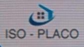 Logo de ISO-PLACO, société de travaux en Construction, murs, cloisons, plafonds en plaques de plâtre