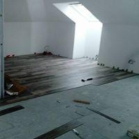 Logo de deprez deco peinture, société de travaux en Peinture : mur, sol, plafond