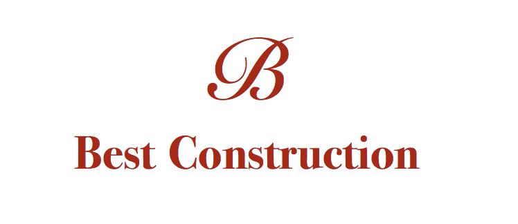 Logo de best construction, société de travaux en Construction de maison