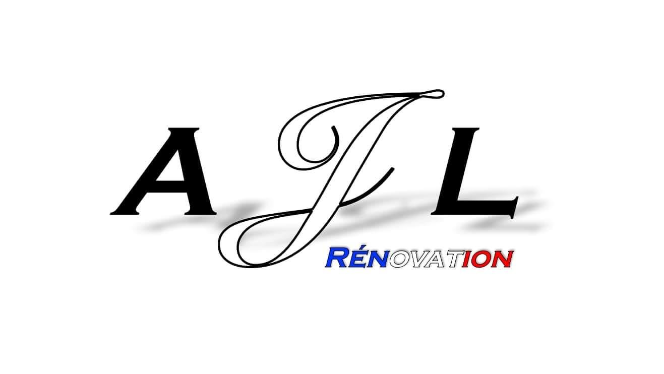 Logo de AJL Rénovation, société de travaux en Peinture : mur, sol, plafond