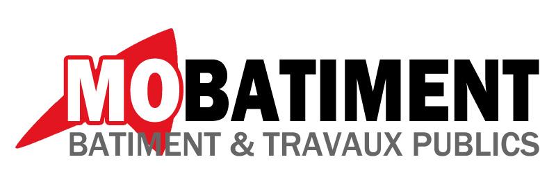 Logo de MO BATIMENT, société de travaux en Construction, murs, cloisons, plafonds en plaques de plâtre