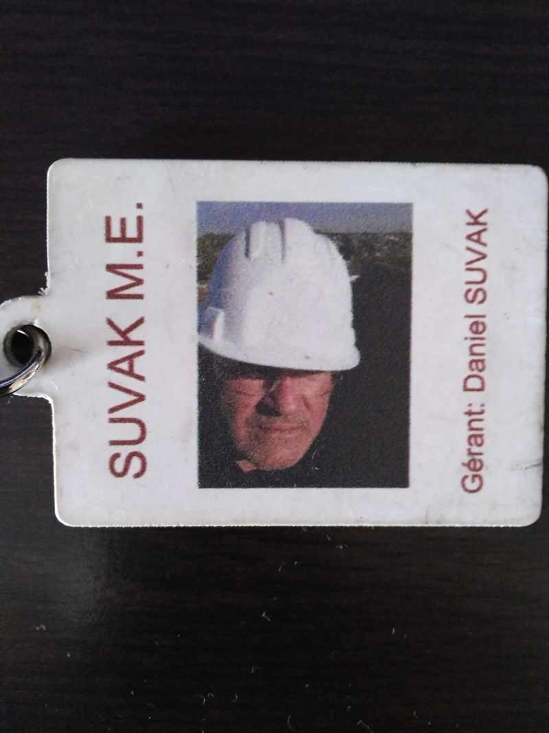 Logo de Suvak, société de travaux en Ravalement de façades
