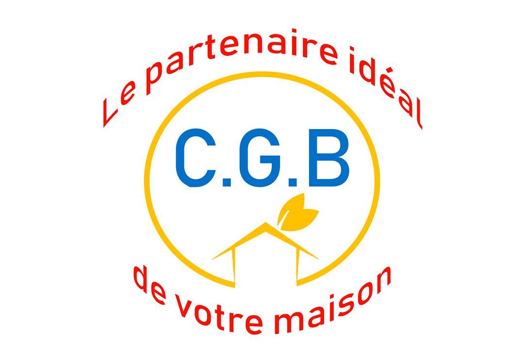 Logo de CGB, société de travaux en Isolation thermique des façades / murs extérieurs