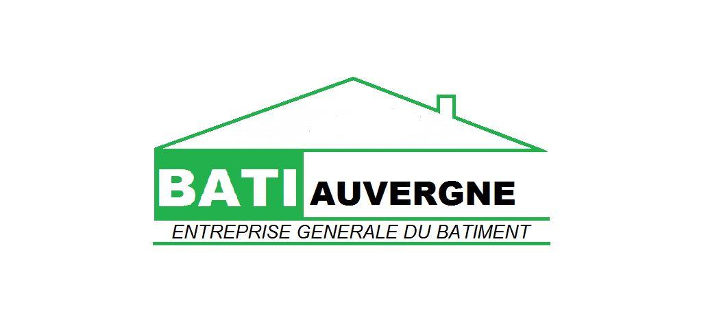 Logo de Bati Auvergne, société de travaux en Ravalement de façades