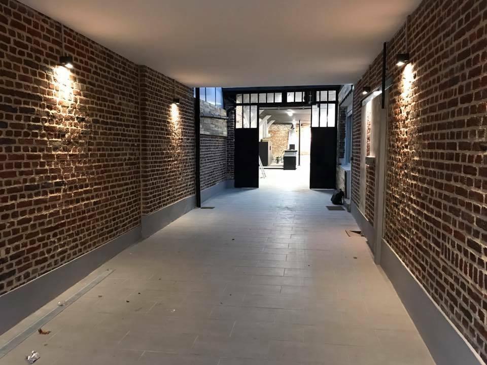 SA HAUTION, artisan spécialisé en Construction, murs, cloisons, plafonds en plaques de plâtre