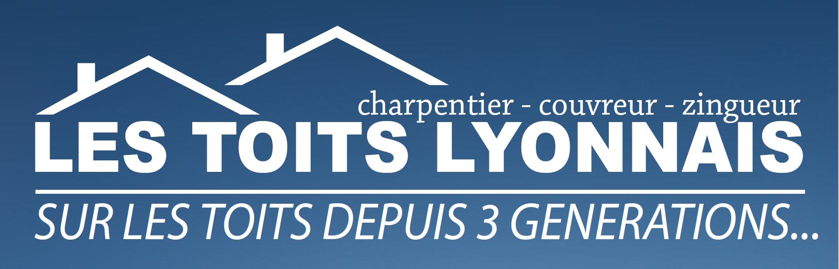 Logo de LES TOITS LYONNAIS, société de travaux en Etanchéité - Isolation des toitures