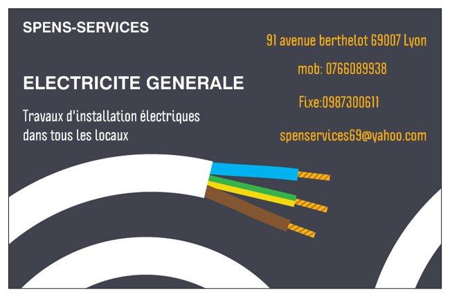 Logo de 2018, société de travaux en Dépannage électrique