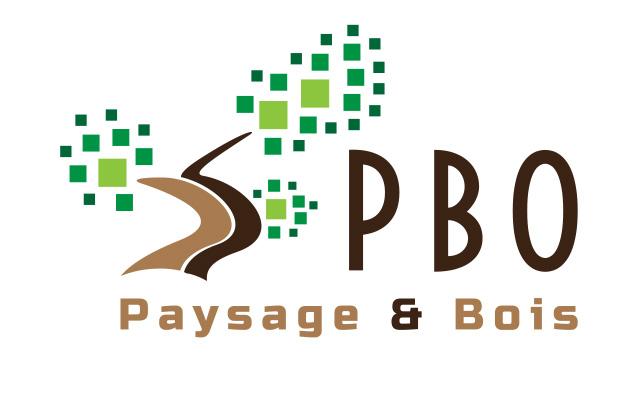 Logo de PBO Paysage & Bois, société de travaux en Fourniture et pose de lambris