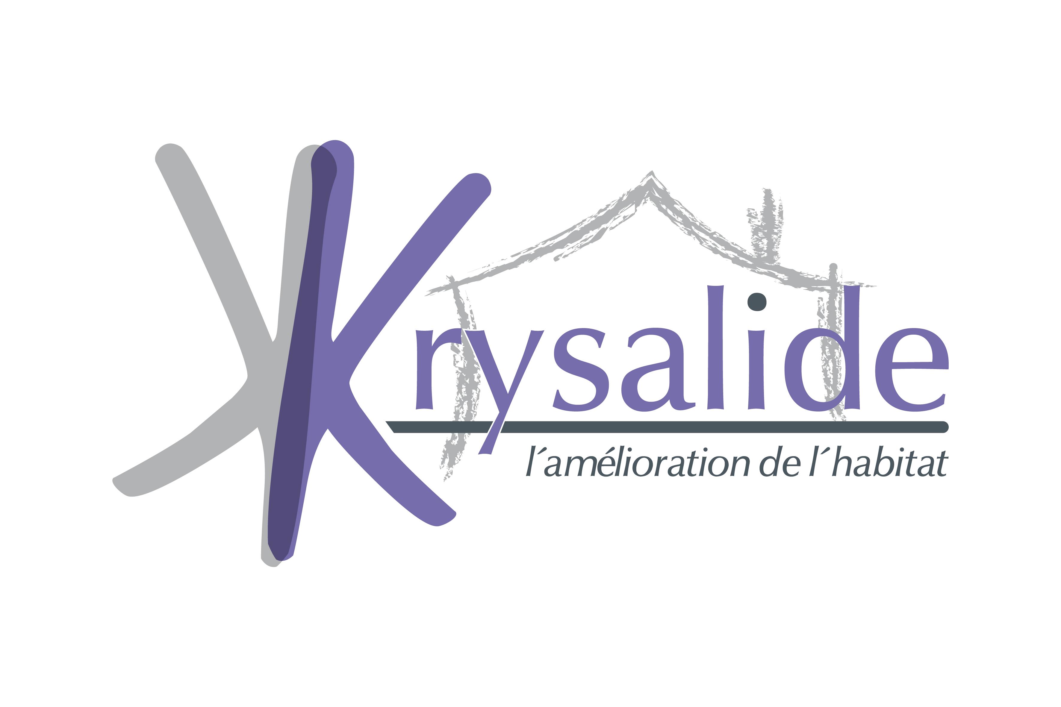 Logo de krysalide, société de travaux en Construction de maison en bois