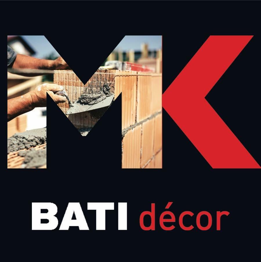 Logo de MK Bati Décor, société de travaux en Fourniture et pose de mosaïques / marbre