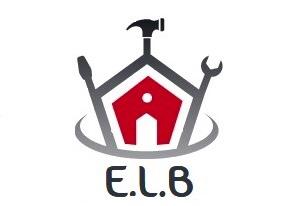 Logo de E.L.B, société de travaux en Petits travaux en électricité (rajout de prises, de luminaires ...)