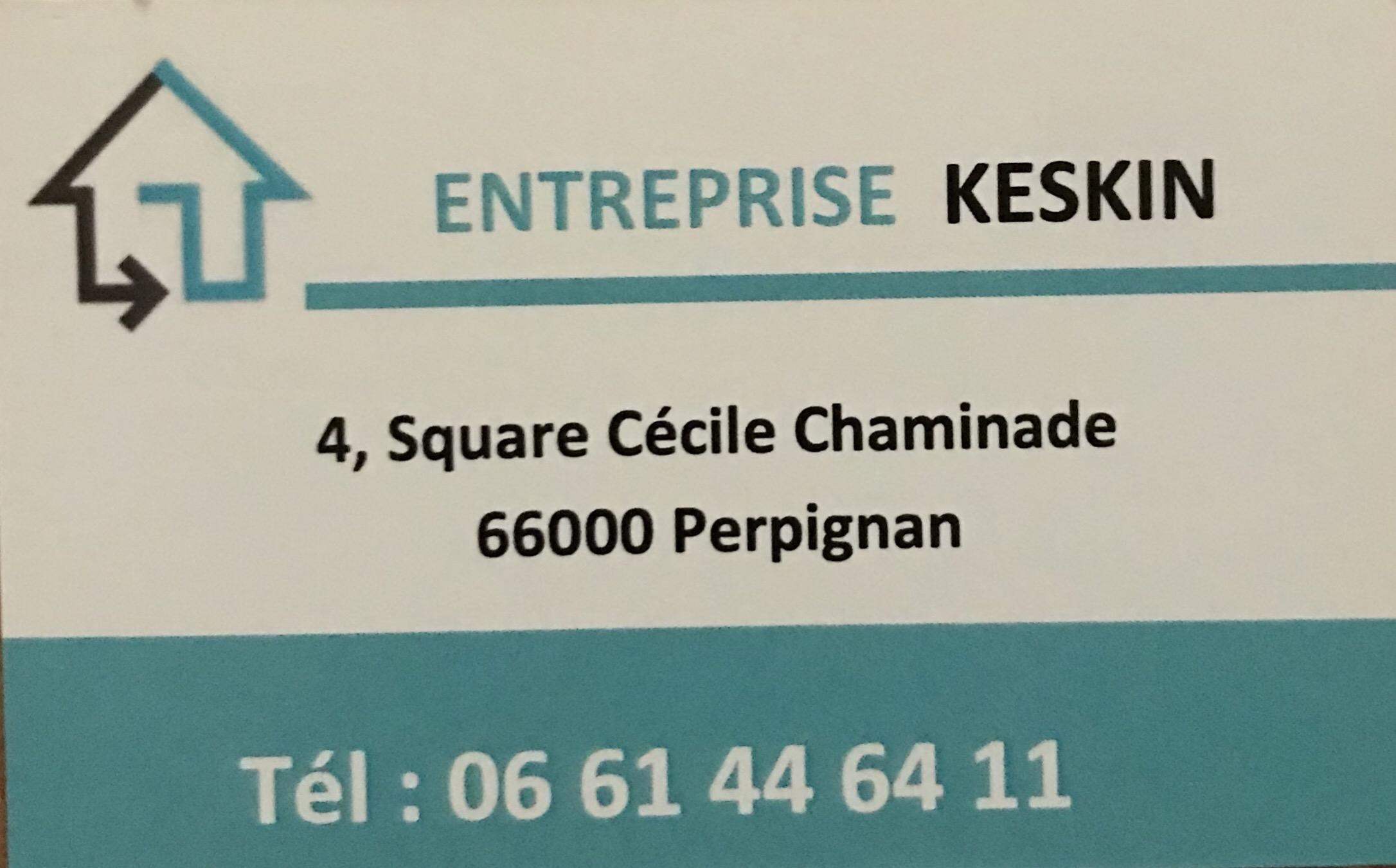 Logo de Keskin, société de travaux en Construction de maison
