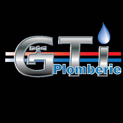 Logo de GTI PLOMBERIE, société de travaux en Création complète de salle de bains