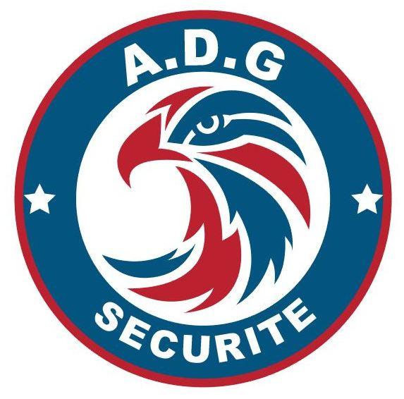 Logo de ADG SECURITE, société de travaux en Gardiennage