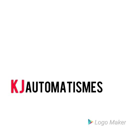 Logo de kj-automatismes, société de travaux en Motorisation pour fermeture de portes et portails