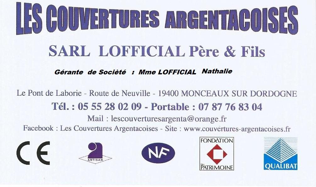 Logo de LOFFICIAL, société de travaux en Démolition et transport de gravats