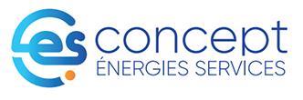 Logo de Concept Energies Services, société de travaux en Chauffage - Chaudière - Cheminée