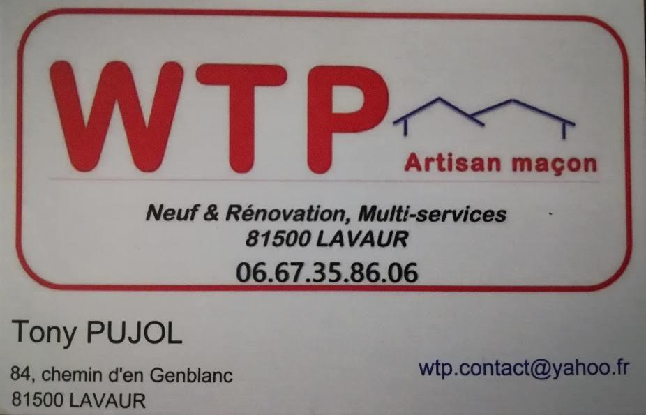 Logo de WTP, société de travaux en Dallage ou pavage de terrasses