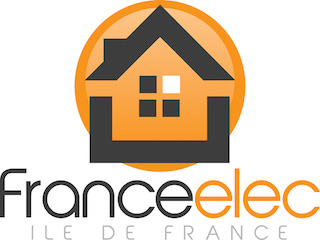 Logo de france elec idf, société de travaux en Installation électrique : rénovation complète ou partielle