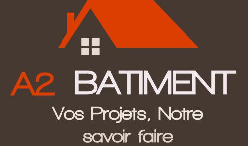Logo de A2 BATIMENT, société de travaux en Construction, murs, cloisons, plafonds