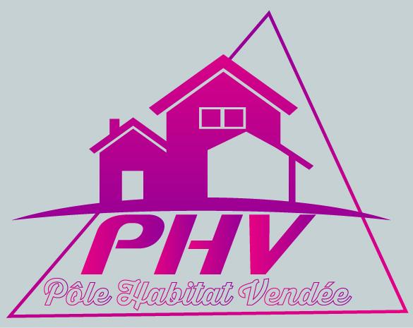 Logo de pole habitat vendée, société de travaux en Nettoyage de toitures - façades - bardages