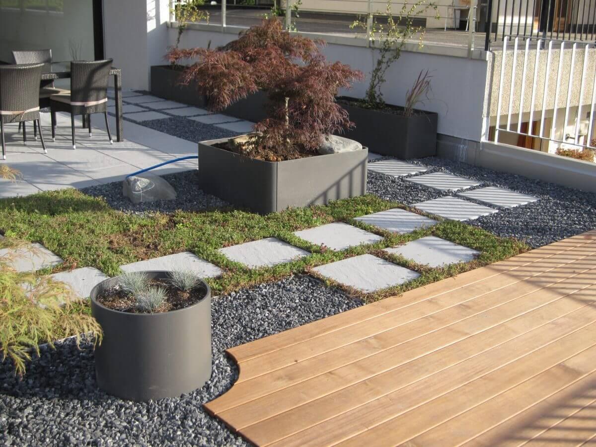 Logo de belved'air concept, société de travaux en Amélioration de jardin et de terrasse