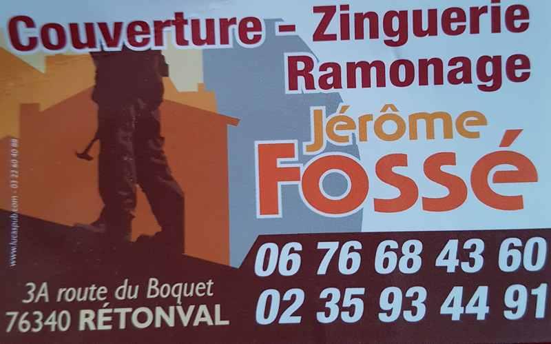 Logo de eurl jerome fosse, société de travaux en Nettoyage de toitures - façades - bardages