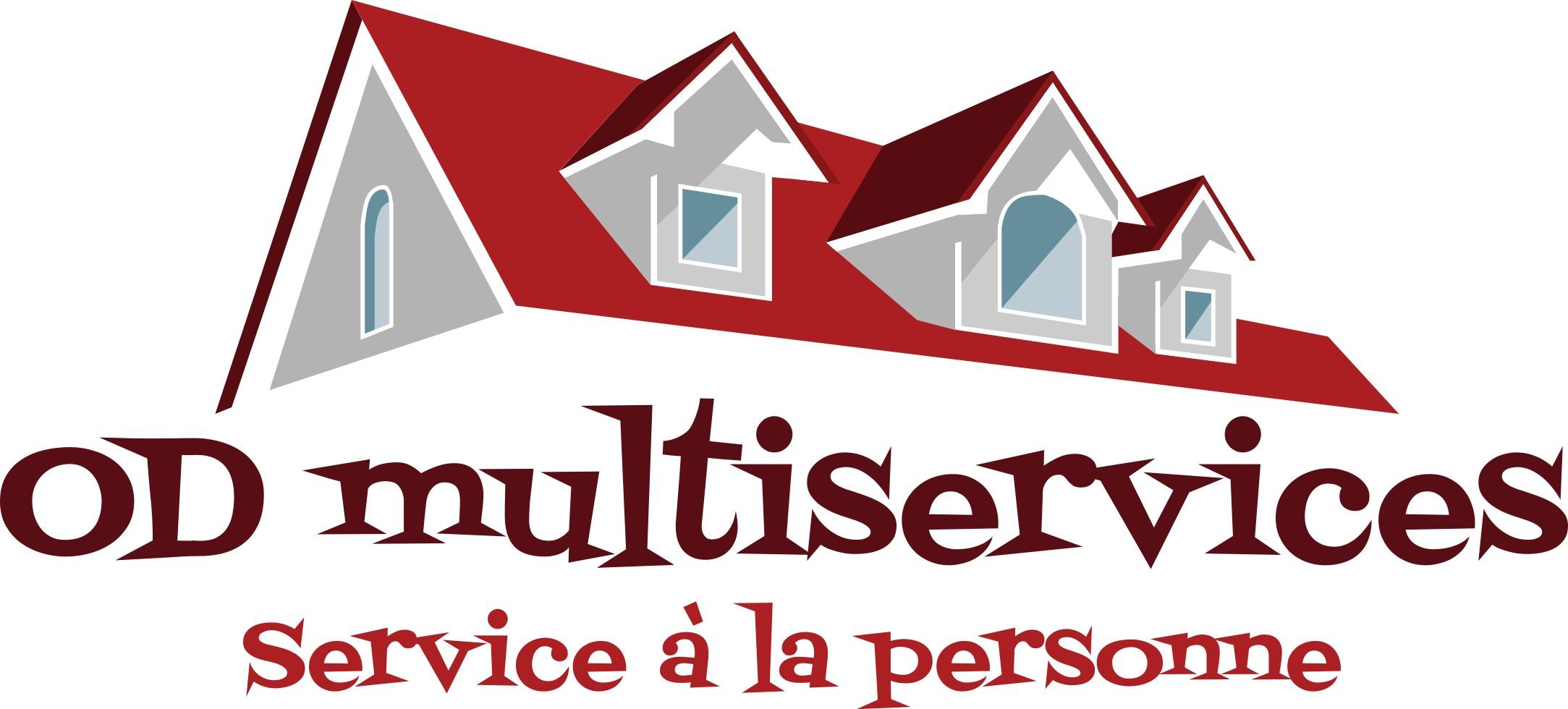 Logo de od multiservices, société de travaux en Fourniture et pose de faux plafonds