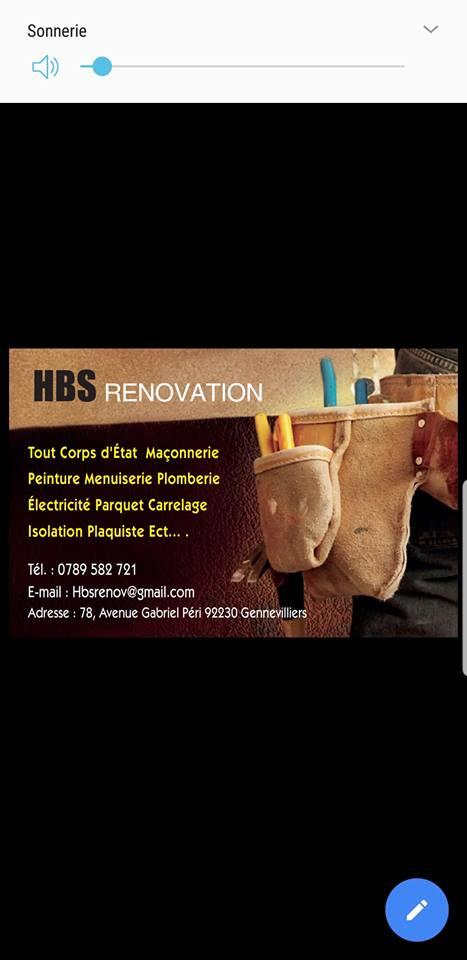 HBS RENOVATION