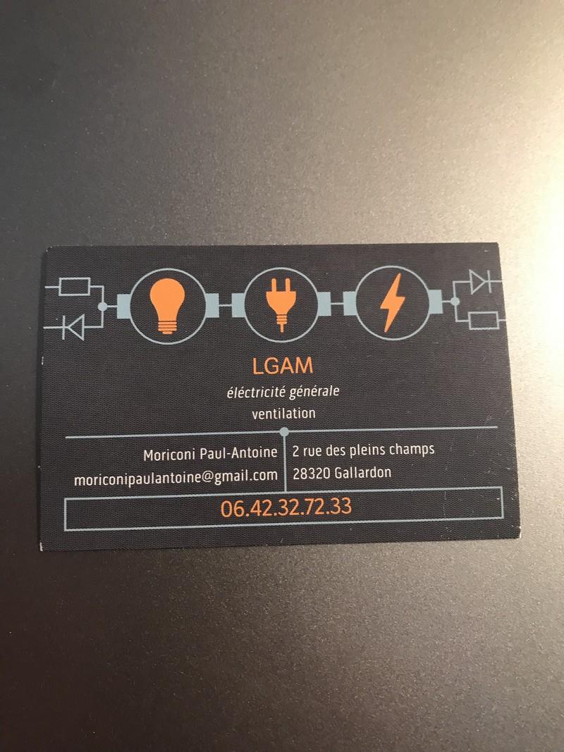Logo de Lgam, société de travaux en Dépannage électrique