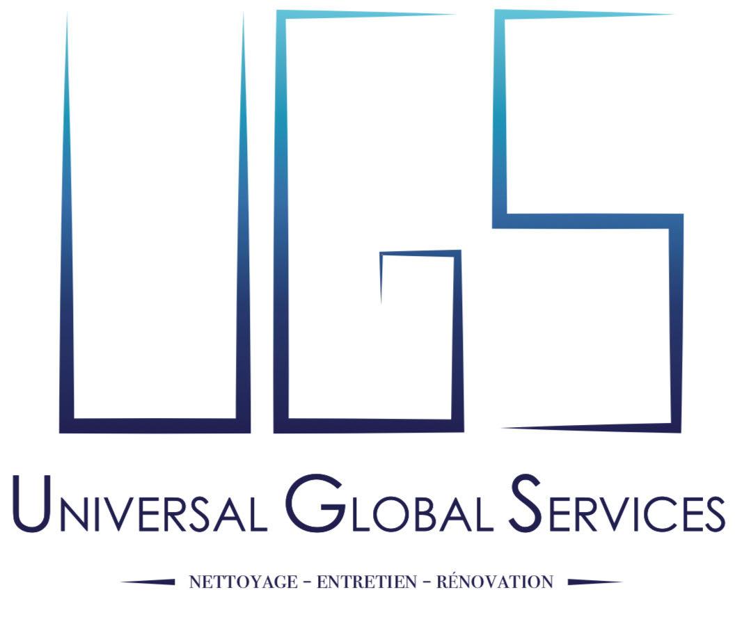 Logo de UNIVERSAL GLOBAL SERVICES, société de travaux en Locaux Professionnels