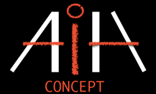 Logo de AIH CONCEPT, société de travaux en Rénovation complète d'appartements, pavillons, bureaux