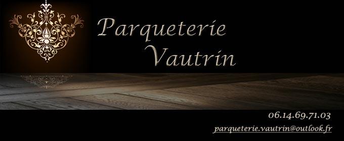 Logo de PARQUETERIE VAUTRIN, société de travaux en Fourniture et pose parquets